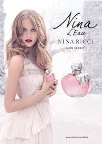 Постер Nina Ricci Nina L'Eau