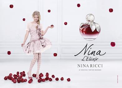 Постер Nina Ricci Nina L'Elixir