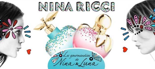 Постер Nina Ricci Les Gourmandises De Luna