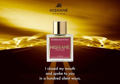 Постер Nishane Hundred Silent Ways