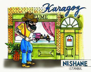 Постер Nishane Karagoz
