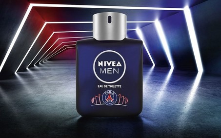 Постер Nivea Men Paris Saint-Germain