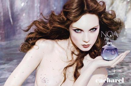 Постер Cacharel Noa Perle