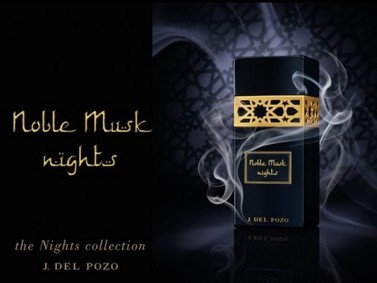 Постер Jesus Del Pozo Noble Musk Nights