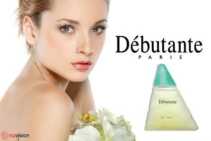 Постер nuparfums Débutante