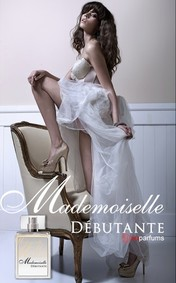 Постер nuparfums Mademoiselle Débutante