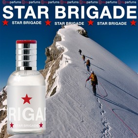 Постер nuparfums Star Brigade