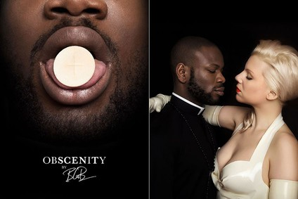 Постер Bruce LaBruce Obscenity