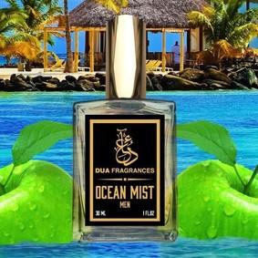 Постер Dua Fragrances Ocean Mist Men