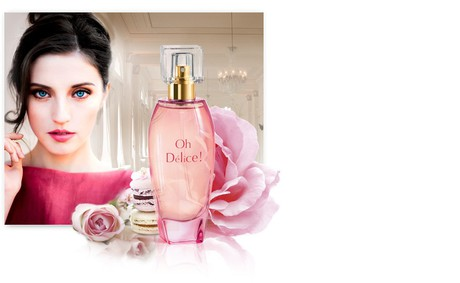 Постер ID Parfums (Isabel Derroisne) Oh Délice!