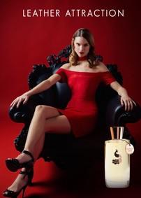 Постер Olibere Leather Attraction