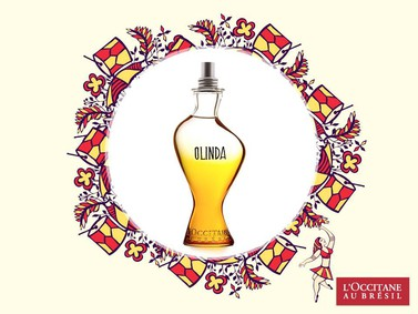 Постер L`Occitane Olinda
