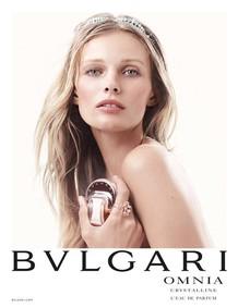 Постер Bvlgari Omnia Crystalline L'eau De Parfum