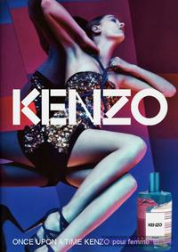 Постер Once Upon A Time Kenzo Femme