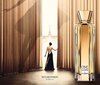 Постер Jean-Louis Scherrer One Love