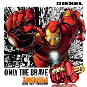 Постер Diesel Only The Brave Iron Man