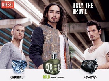 Постер Diesel Only The Brave Wild