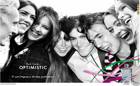 Постер Paul Smith Optimistic for Women