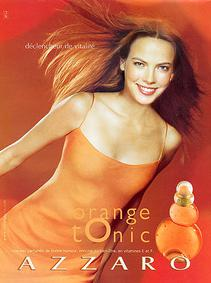 Постер Azzaro Orange Tonic