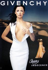 Постер Givenchy Organza Indecence