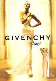 Постер Givenchy Organza