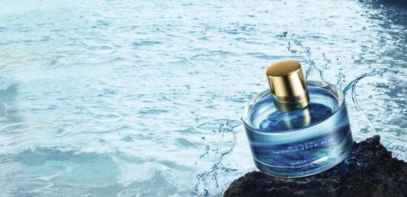 Постер Oriflame Blue Wonders