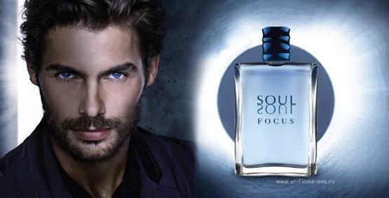 Постер Oriflame Soul Focus