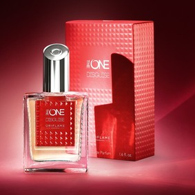 Постер Oriflame The One Disguise