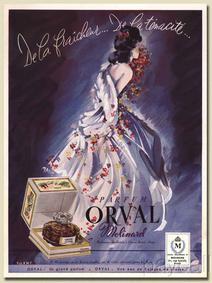 Постер Molinard Orval
