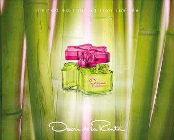 Постер Oscar de la Renta Oscar Bamboo