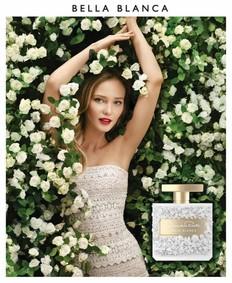 Постер Oscar de la Renta Bella Blanca
