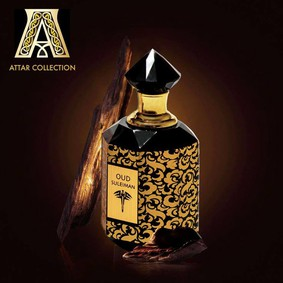 Постер Attar Collection Oud Suleiman