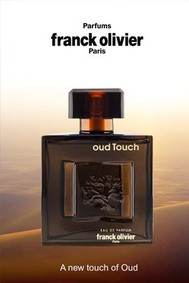 Постер Franck Olivier Oud Touch
