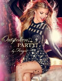 Постер Avon Outspoken Party! by Fergie