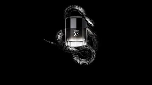 Постер Paco Rabanne Black XS 2018