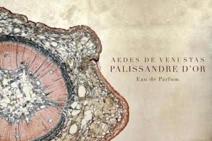 Постер Aedes de Venustas Palissandre d`Or