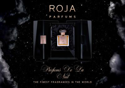 Постер Roja Parfums Parfum De La Nuit No. 1