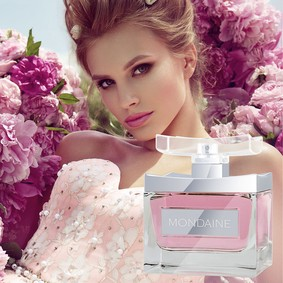 Постер Paris Bleu Mondaine Blooming Rose