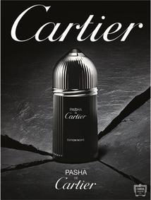 Постер Pasha de Cartier Edition Noire