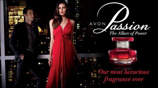 Постер Avon Passion