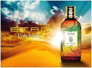 Постер Etro Patchouly Eau de Parfum