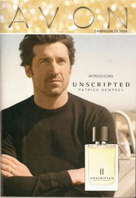 Постер Avon Patrick Dempsey 2