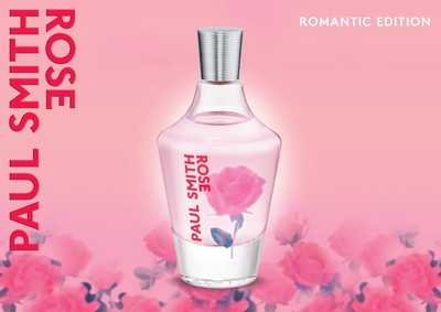Постер Paul Smith Rose Romantic Edition