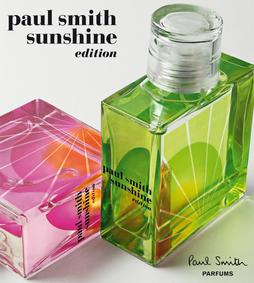 Постер Paul Smith Sunshine Edition for Men 2012
