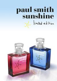 Постер Paul Smith Sunshine Edition For Women 2014