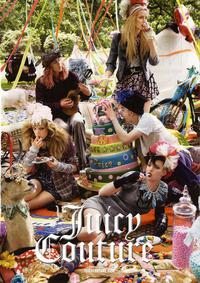 Постер Peace, Love & Juicy Couture