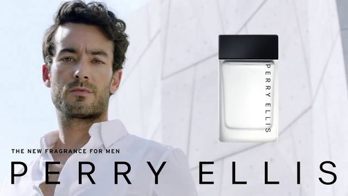 Постер Perry Ellis For Men 2017