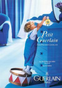 Постер Petit Guerlain