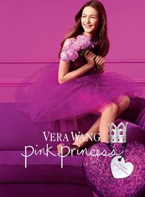 Постер Vera Wang Pink Princess