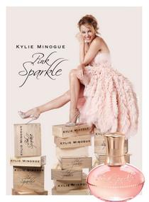 Постер Kylie Minogue Pink Sparkle